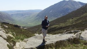 Robin Whitlock The Saddle to Glen Rosa Arran