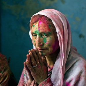 INDIA-SOCIETY-WIDOWS-FESTIVAL-HOLI