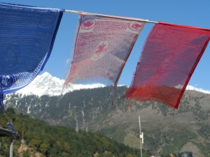 I am not a Buddhist - McLeod Ganj