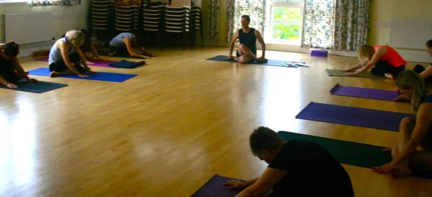 Yang Yin Yoga Kev Ollier 2