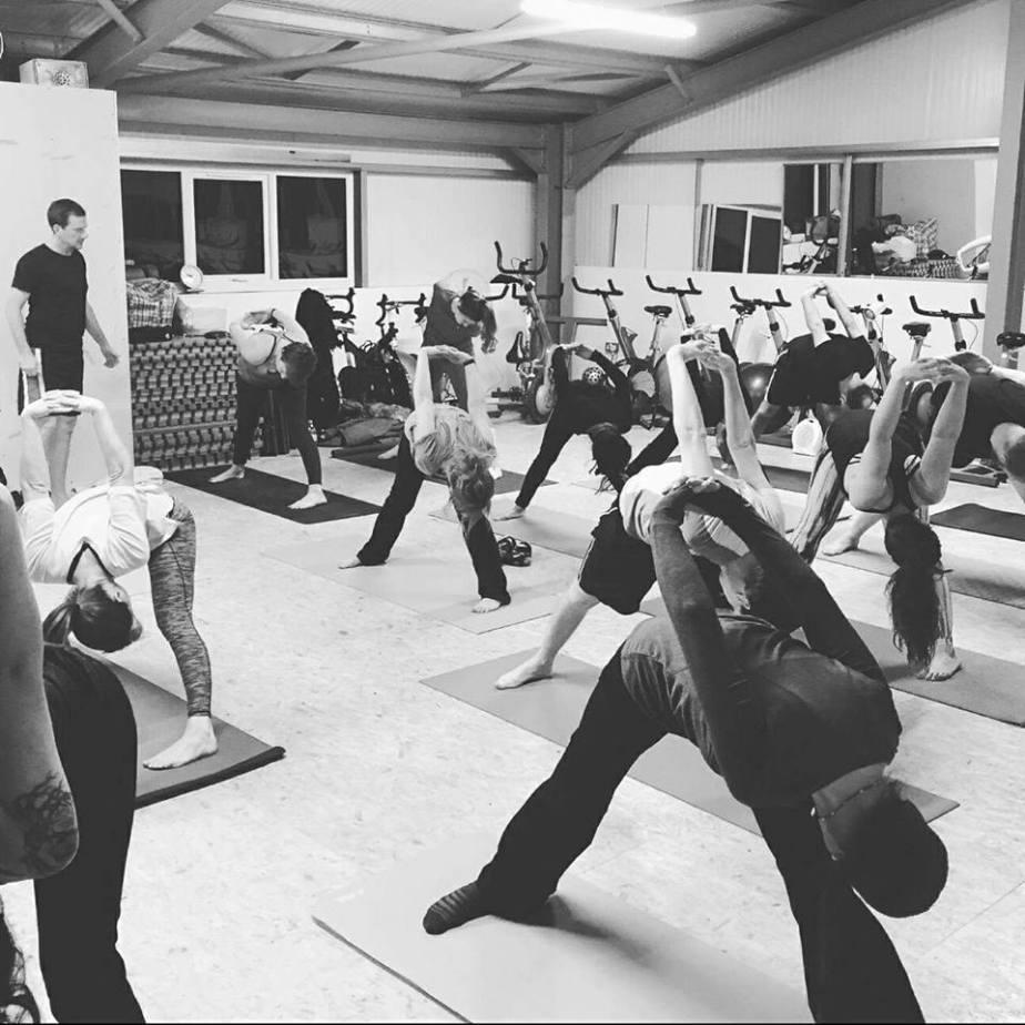 Yang Yin Yoga Kev Ollier
